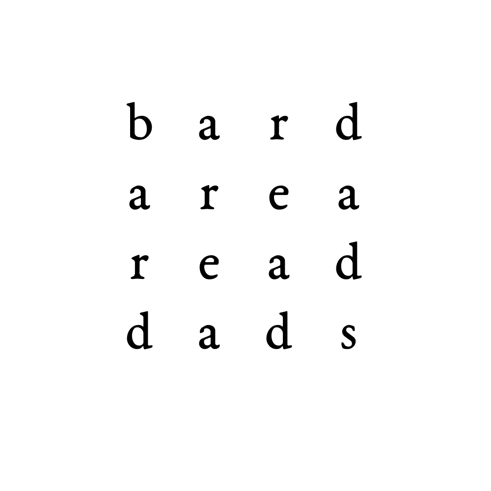 bard area read dads