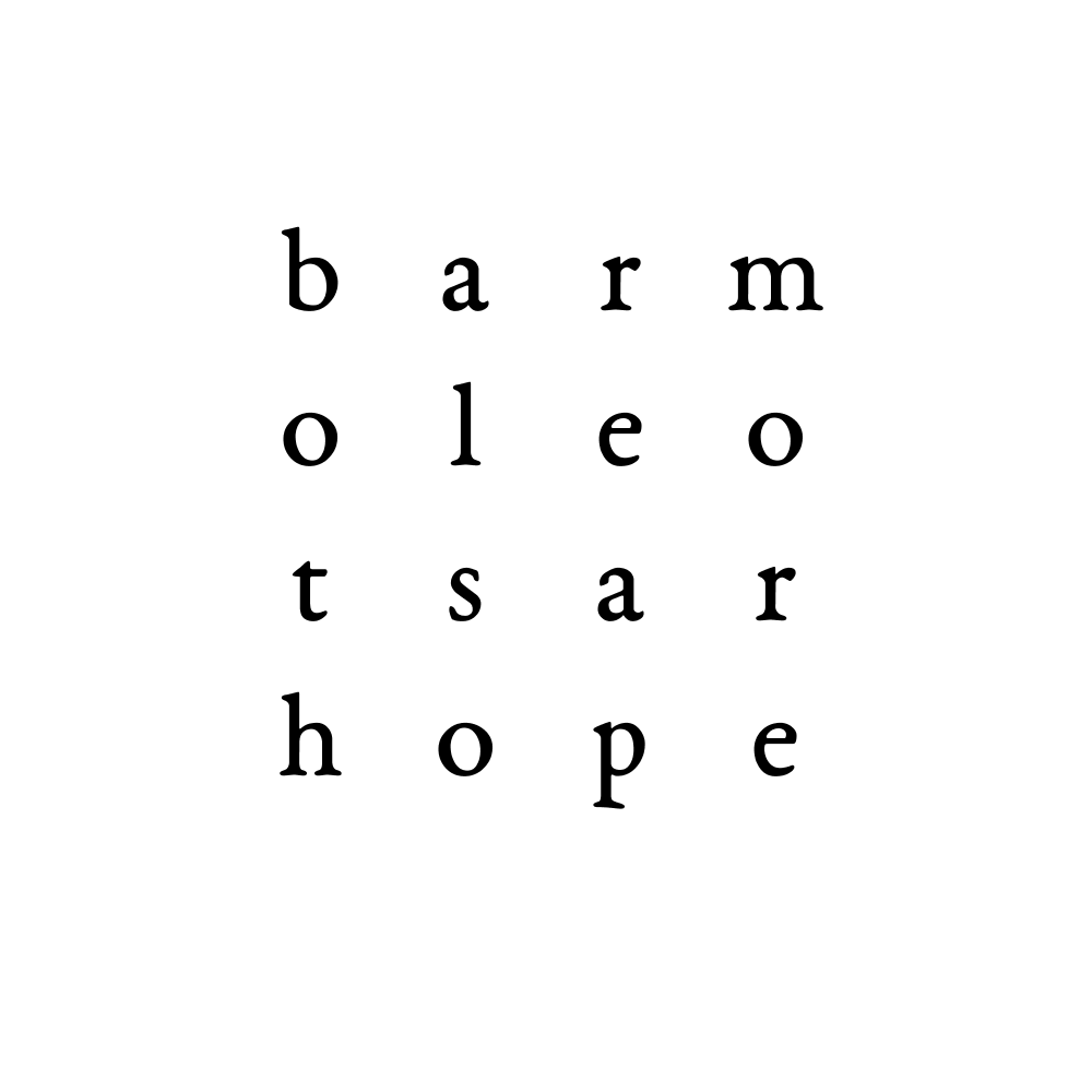 barm oleo tsar hope