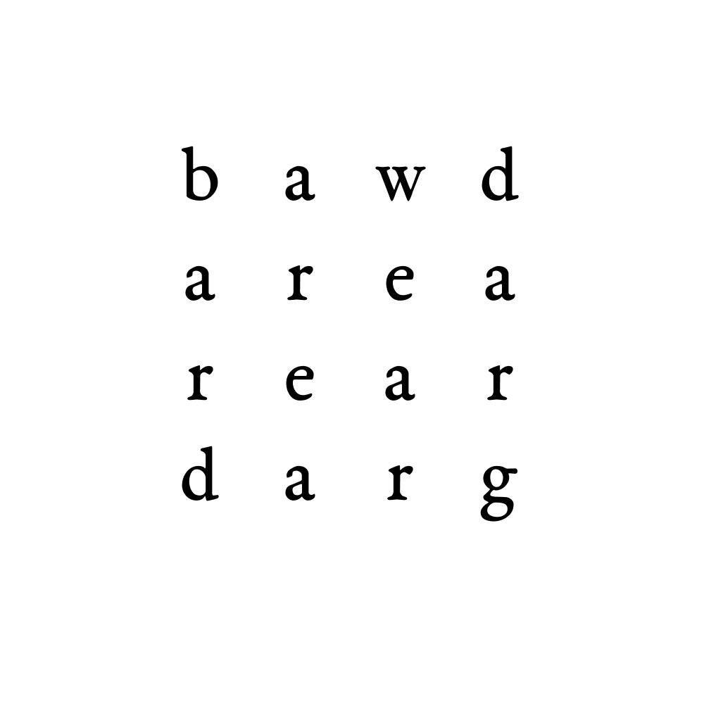 bawd area rear darg