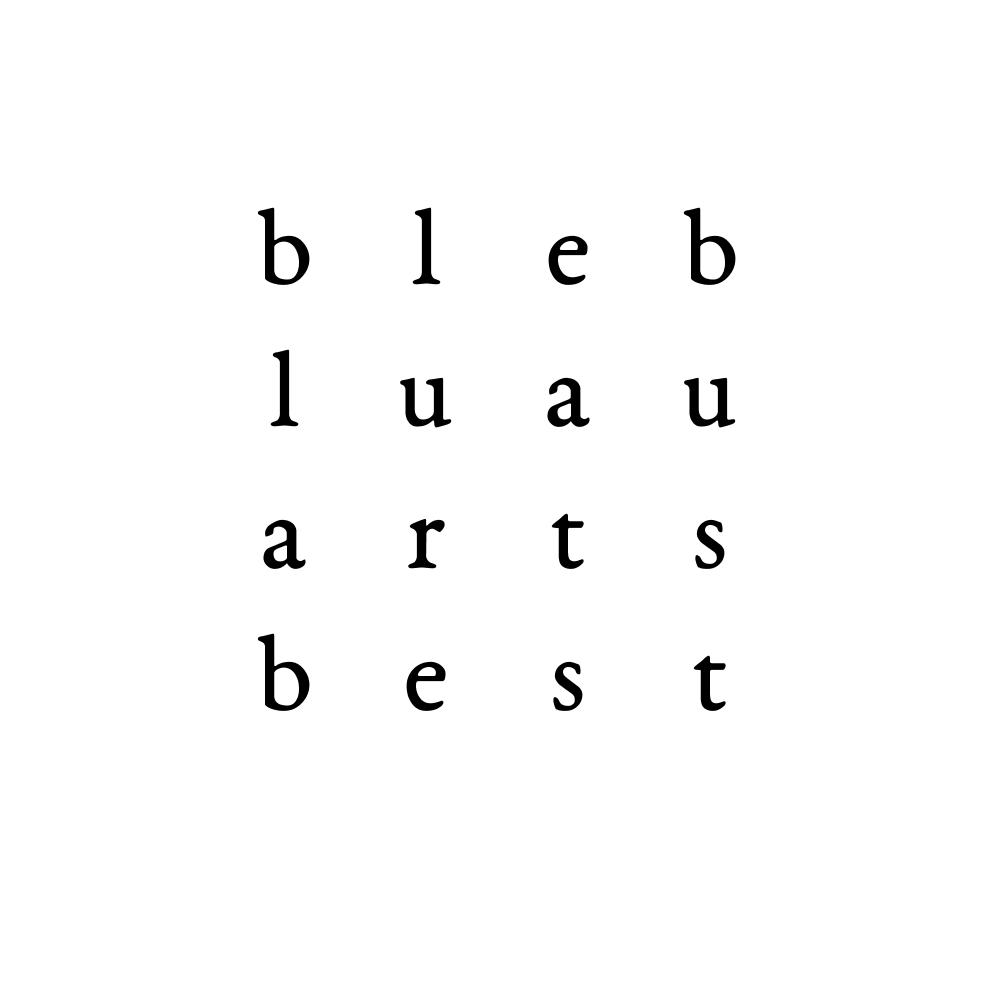 bleb luau arts best