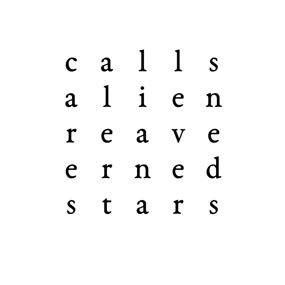 calls alien reave erned stars