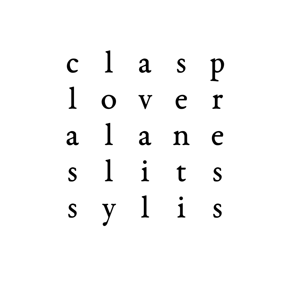 clasp lover alane slits sylis