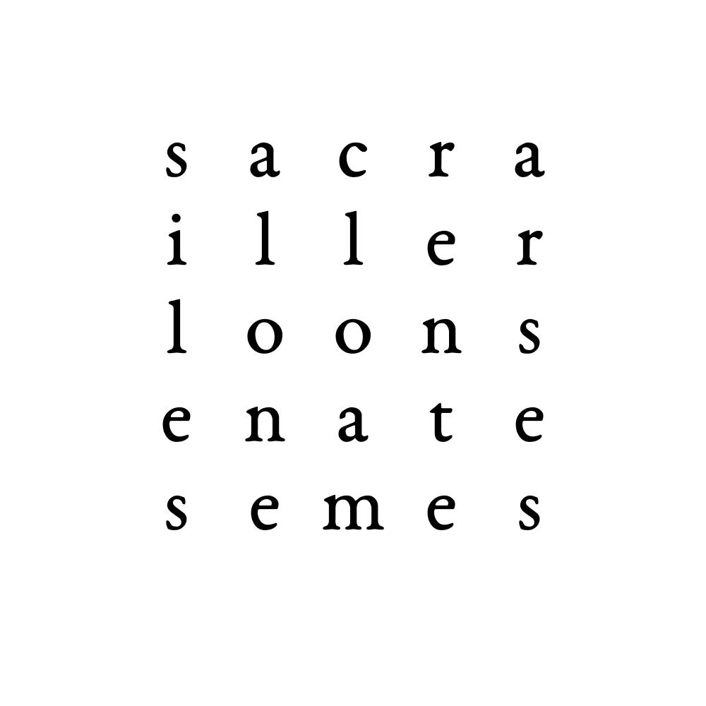 sacra iller loons enate semes