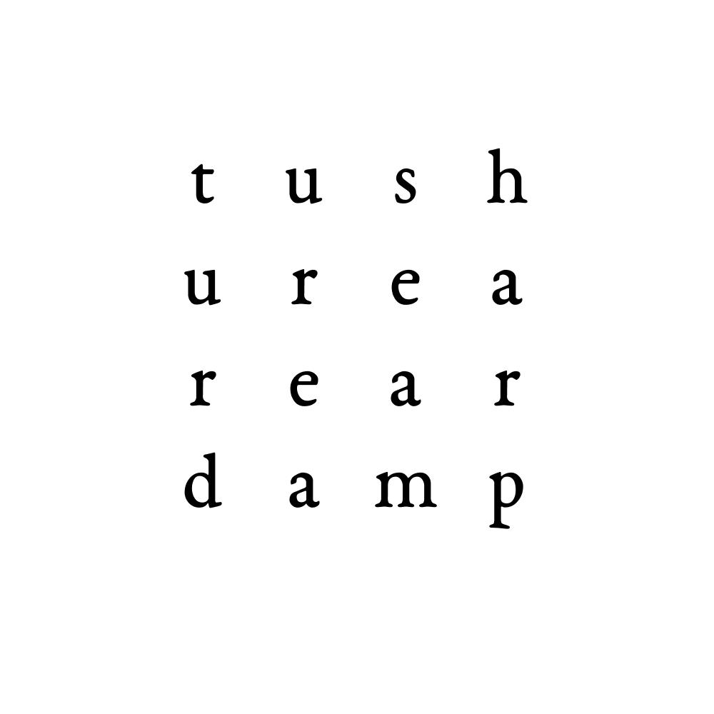 tush urea rear damp