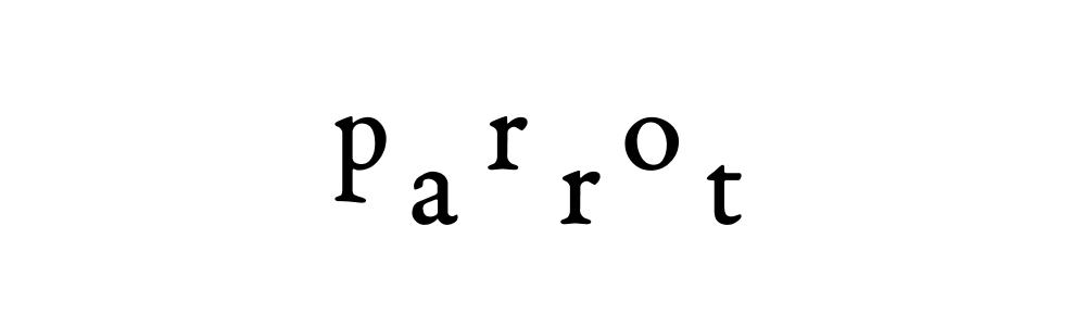 parrot pro art