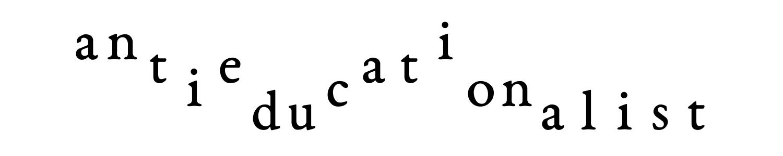 antieducationalist dualist teat icon ani